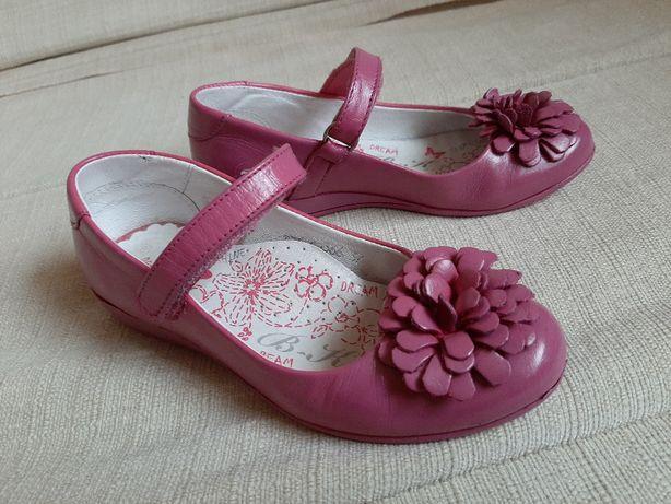 Pantofelki skórzane roz. 29