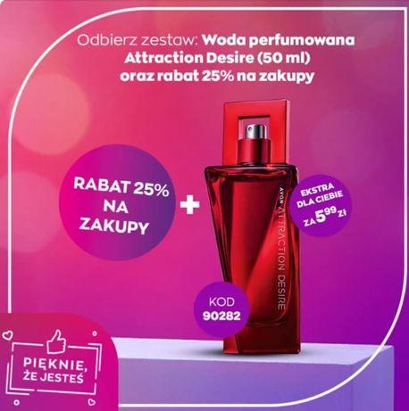 Perfum Attracion Desire Avon