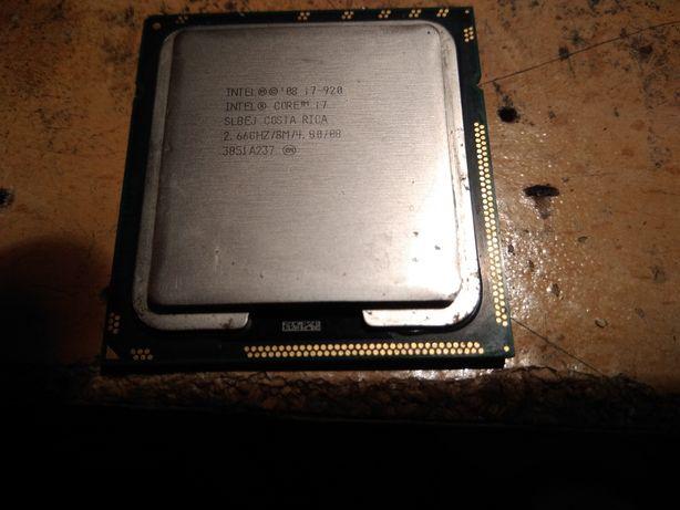 Intel i7-920 socket fclga 1366