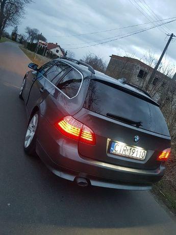 BMW E61 520D bogata opcja