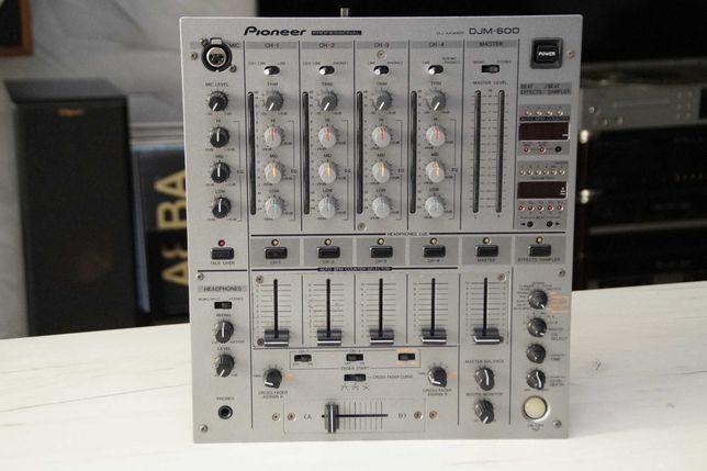Pioneer DJM 600 Gwarancja Skup Zamiana CDJ 350/400/500/700/800/1000