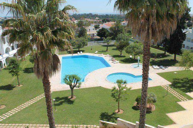 Apartamentos-Albufeira-2 Piscinas+Área Verde hoje  21 a 31/8