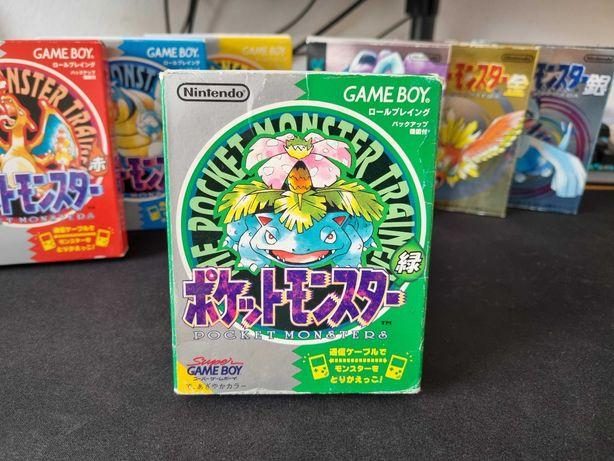 Pokémon Green (JPN) - Game Boy / Color / Advance