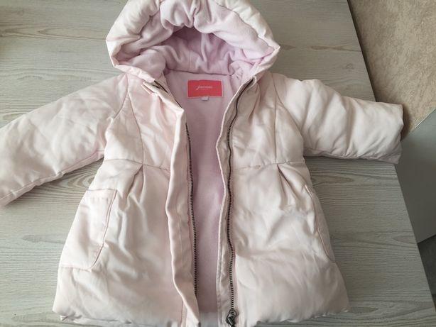 Куртка для девочки Jacadi на  1-2 года