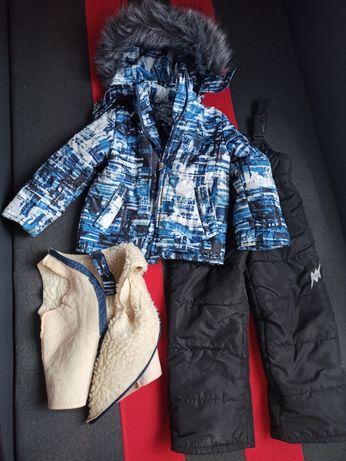 Зимний комбинезон куртка штаны зима