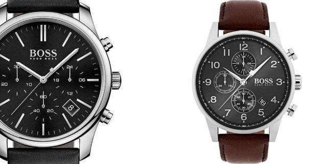 2 Relógios Hugo Boss Homem Novos Originais (Navigator e Time One)