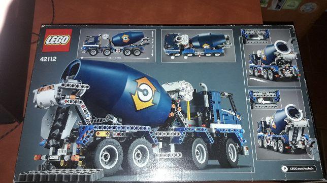 Lego klocki Technic betoniarka