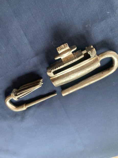 cadeado ferro forja