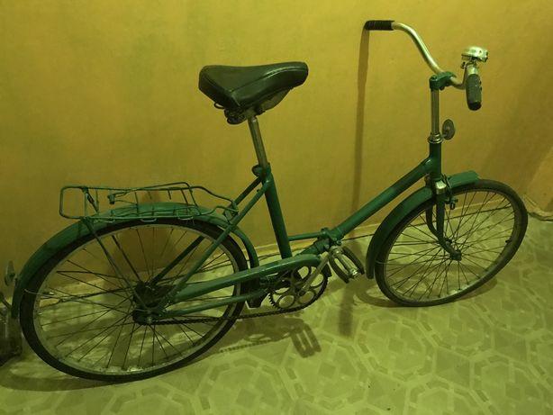 Велосипед Салют
