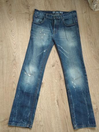 Джинсы, джинси CHEROKEE подростковые 13-14 лет.