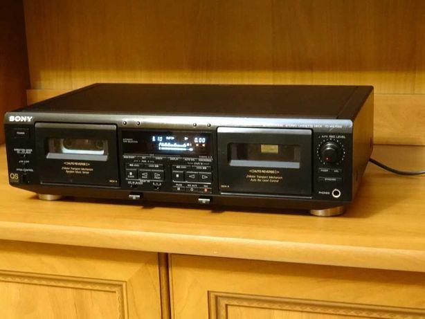 Deck cassettes Sony TC-WE705S
