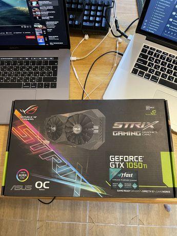 Gtx 1050 ti Strix 4GB