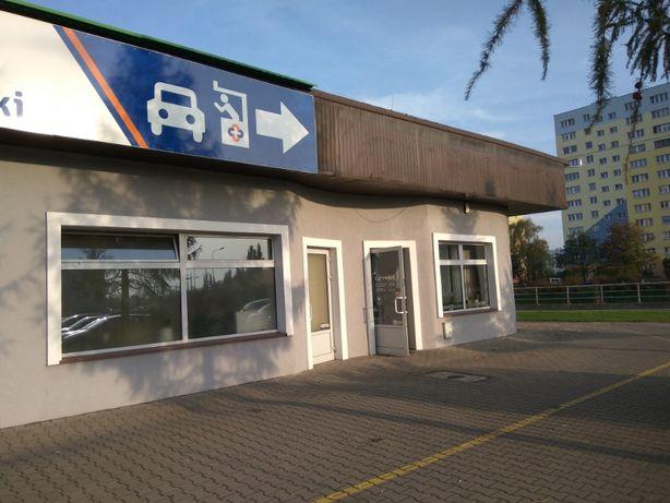 Lokal handlowo-usługowy do wynajęcia RETKINIA - ŁÓDŹ
