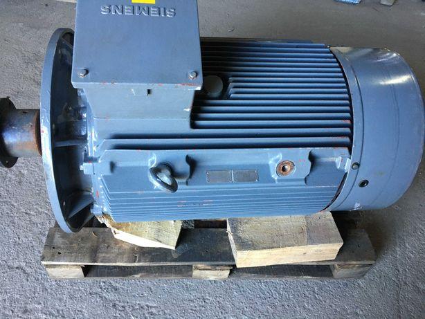 Silnik elektryczny 160 kW 1485 obr/min SIEMENS