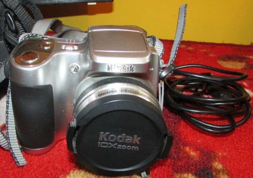 Kodak EasyShare Z710 + dodatki.