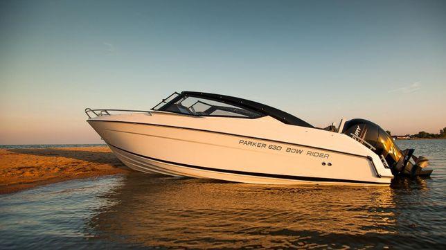 Łódz motorowa łódka motorówka PARKER 630 Bow Rider
