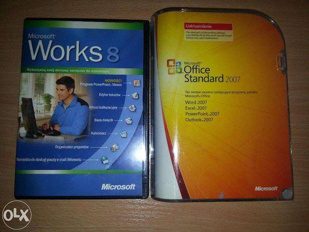 Oprogramowanie Office 2007, 2010, 2013 BOX/OEM
