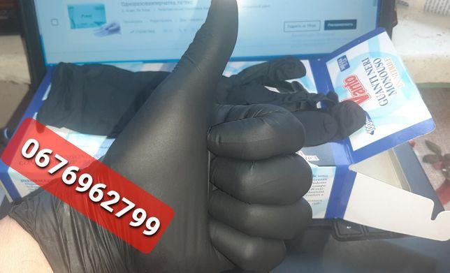 Одноразовые нитрил перчатки для автомеханников, барист, маникюра и др