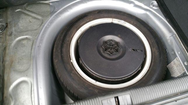 KOŁO ZAPASOWE+ LEWAREK 5x100 Audi A3 8L Golf IV 4 Bora Octavia I Leon