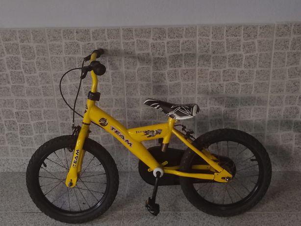 Bicicleta para Criança Team