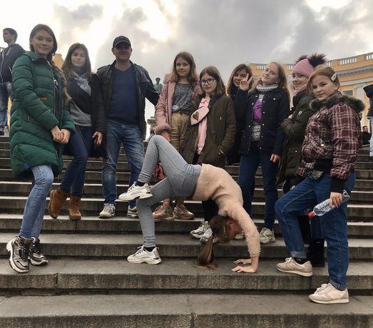Гид - экскурсовод по Одессе. Индивидуальные и групповые экскурсии.