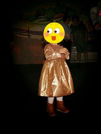Шикарне плаття на дівчинку, 2-3роки