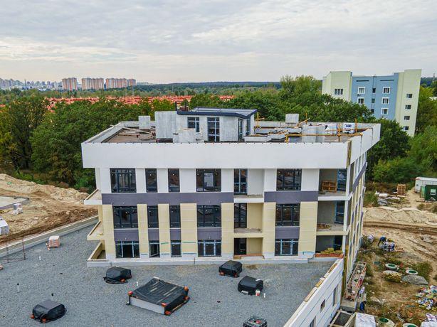 Двухкомнатная квартира 73м2 в ЖК Итальянский квартал, рядом озеро
