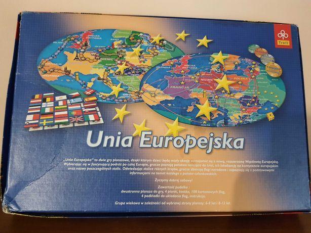 Unia Europejska - gra planszowa Trefl
