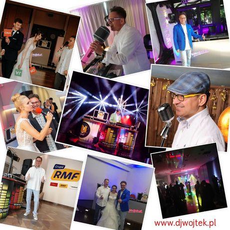 DJ na wesele Kraków, Nowy Sącz, Tarnów,