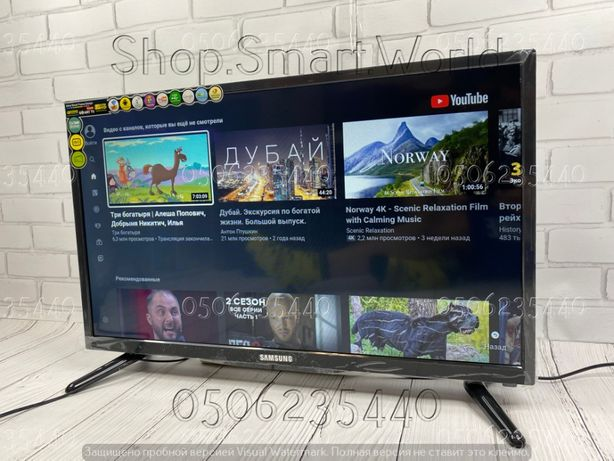 "4K телевизор Samsung SmartTV 32""82см UHDTV,LED IPTV,РАСПРОДАЖА"