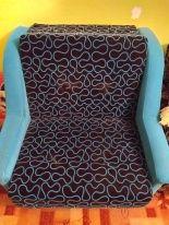fotel jednoosobowy sprzedam