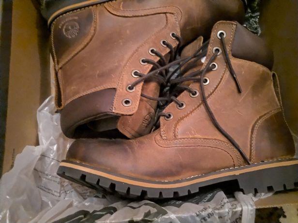 Шикарные ботинки timberland