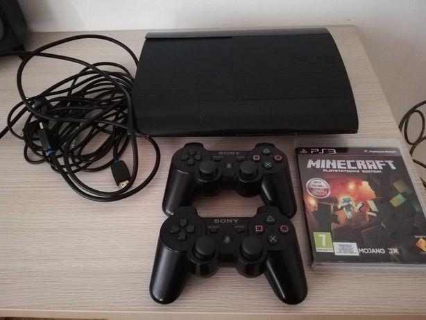 PS3 w bdb stanie plus gra