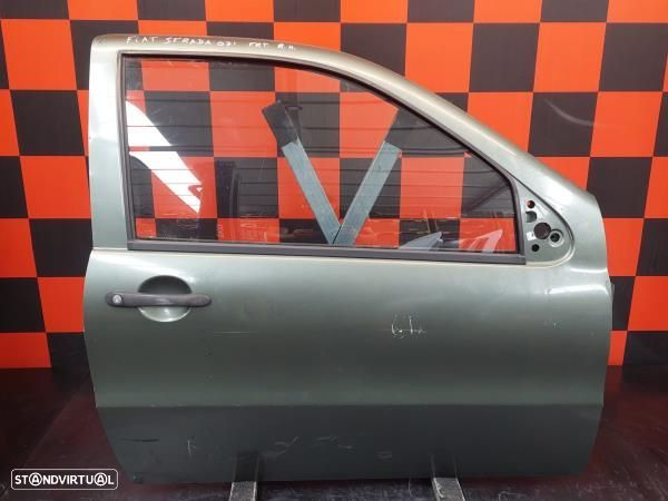 Porta Frente Dto Fiat Strada Pick-Up (178_)