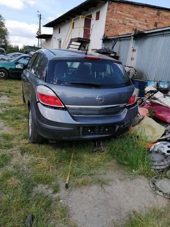 Opel astra h Z155