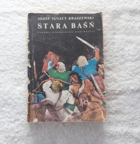 Książka - Stara Baśń