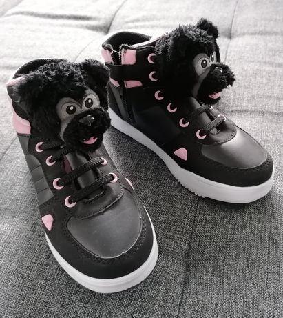 Buty dla dziewczynki Nowe