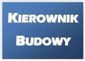 Kierownik budowy / inspektor nadzoru Kraków i okolice (najniższe ceny)