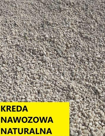 Wapno Nawozowe Węglanowe, Magnezowe Kreda ECO - ZWROT Z DOTACJI POLSKA