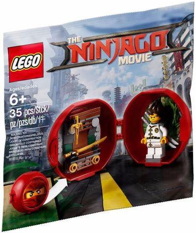 Lego Ninjago Movie Kapsuła Dojo Kaia Nowa !