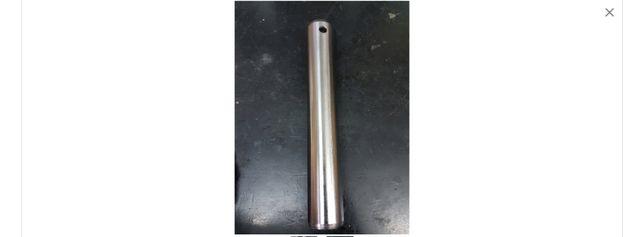 Sworzeń Wałek Fi35 x 400mm Cięcie pod wymiar