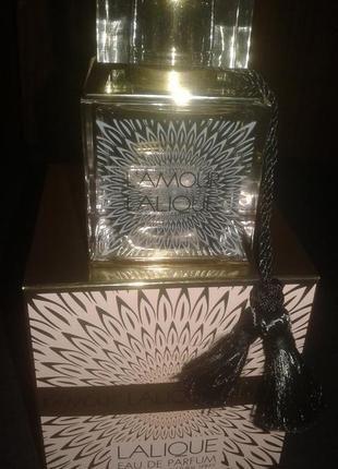Lalique l'amour, оригинал, франция, 30 мл.