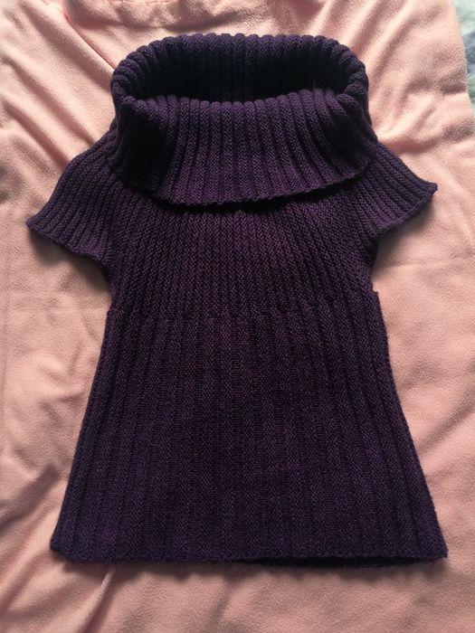 Sweterek z krótkim rękawem 38 Lublin - image 1