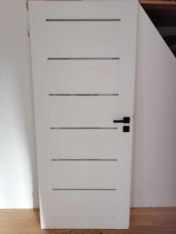 Drzwi pokojowe  80 lewe