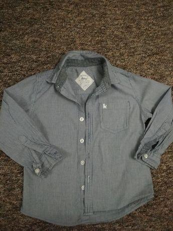 Рубашка для мальчика 3-4года.сток.новая