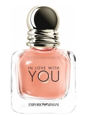 Emporio Armani In Love With You 100ML EDP | NOWY TESTER