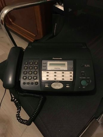 Продам телефон-факс Panasonic KX-FT908
