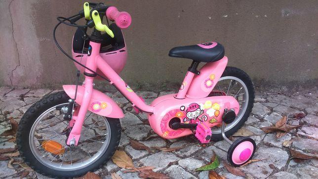 Bicicleta de meninha