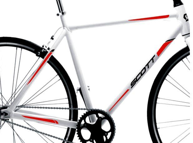 SCOTT naklejki na cały rower 774 RÓŻNE KOLORY