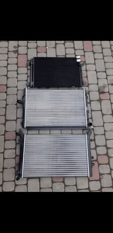 Радиатор охлаждения кондиционера кондиціонера Джета Jetta 2011-2018
